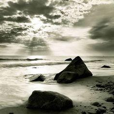 Black & white photography by Michael Kahn