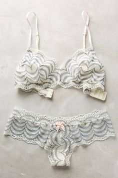 Anika Thong by Eberjey #anthrofave #anthropologie