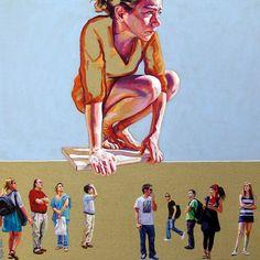 Cristina Troufa, 1974 | Surrealist/Symbolist painter | Tutt'Art@ | Pittura * Scultura * Poesia * Musica |