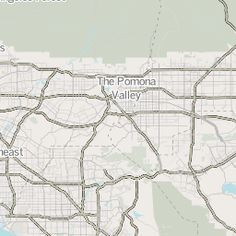 Mapping L A Los Angeles Times Los Angeles Angel Map