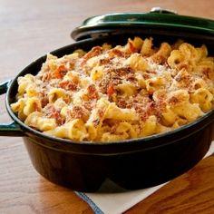 Caramelized Onion And Prosciutto Macaroni And Cheese Recipe