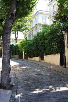 Rue Frochot, Paris