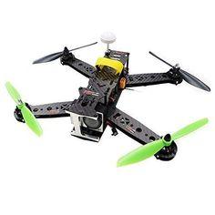 ARRIS FPV300 300 Mini Racing Sport Carbon Fiber Quadcopter RTF DEVO 7 Transmitter w/ Video Transmitter for FPV (Assembled) drone reviews