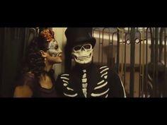 Spectre James Bond 007 Dia de Los Muertos Mexico City - YouTube