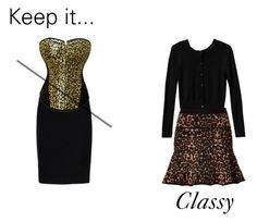 How to keep animal print looking classy.