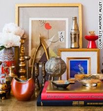 Vintage home decor can be tricky. Have you ever wondered how to make it look fresh and new? Here are some tips!