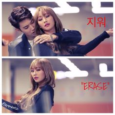 Hyolyn and Jooyoung