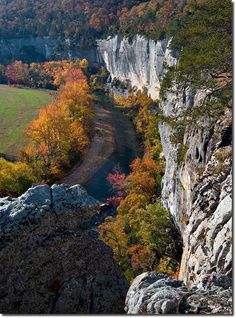 Roark Bluff, Arkansas - Tim Ernst Photography