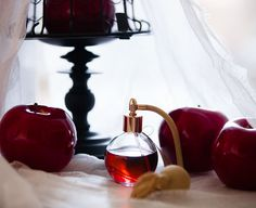 Poison Apple - An Evil Queen inspired Perfume by cutiemonster on Etsy