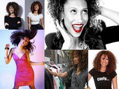 More Elaine Welteroth hair envy!
