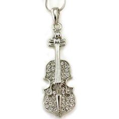 Violin Musical Music Charm