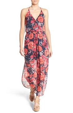 Crushing on this floral maxi dress that pairs perfectly with sandals on a sunny day.