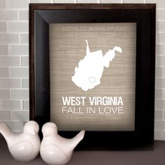 Fall in Love w/West Virginia