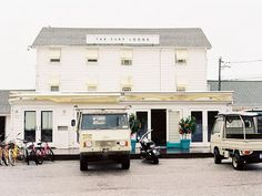 The Surf Lodge 01 / montauk. photo by Vanessa Jackman. #hotel