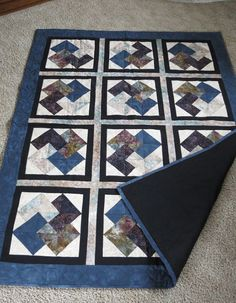 Card Trick Quilt Block Free Tutorial designed by Kim Sherrod for Moda Bake Shop - Wizard's Tricks Beginner Quilt Patterns, Quilt Block Patterns, Quilting Tutorials, Quilting Projects, Quilting Designs, Quilt Blocks, Embroidery Designs, Quilt Design, Batik Quilts