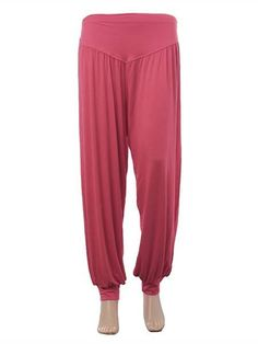 Hot Harem Yoga Pant Dance Plus Size Loose Trousers at Banggood