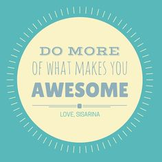 Take advantage of today & be sure to wear your awesome! #branding #marking #inspiration #GetBranded #WearYourAwesome #quotes #words