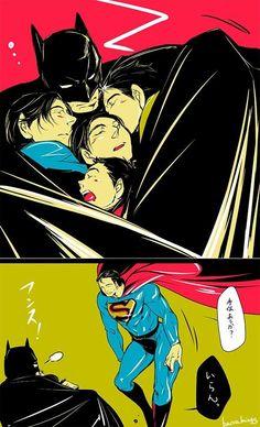 Batman & his birds Superman X Batman, Batman Robin, Tim Drake, Memes Batman, Superhero Memes, Funny Batman, Nightwing, Catwoman, Batgirl