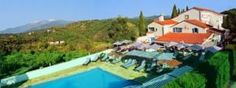 Hotel Restaurant La Terrasse Au Soleil, Ceret, France  Amazing food, wonderful country feeling, lovely pool...