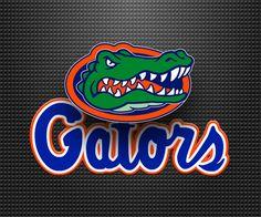 FloridaGatorCollegeFootballLogoSecSportsEdibleImageCakeFrostingSheet