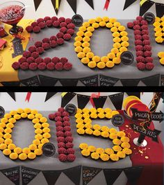 Graduation Cupcake DisplayGraduation Cupcake Display