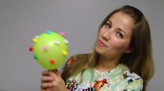 It's Pom Pom Time!  Check out how we're crafting with pom poms.