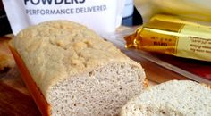 Love bread, but want something that packs a bit more protein and fibre? Give this High Protein Oat Bread recipe a try. What's not to loaf about that?