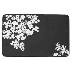 Black And White Bathroom Rugs Top Black And White Toile Bathroom