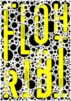 "Flohribi — Fleamarket at the bar Ribingurmu Poster announcing a fleamarket at a bar called Ribingurumu. The German word for ""flea"" is ""Floh"" therefore the combination of ""Floh"" and ""Ribi"" (abbreviation for the bar)."