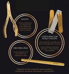3 básicos de #REVLON para el #manicure perfecto!