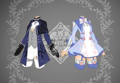Outfit Adoptables # 11 - (Close) by gc-adopt on DeviantArt Adventure Outfit, Butterfly Images, Dress Sketches, Couple Outfits, Drawing Clothes, Anime Eyes, Anime Outfits, Character Design Inspiration, Character Concept