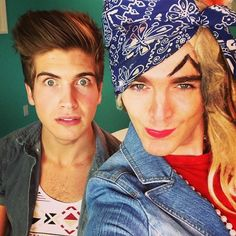 Joey what do you think about your man now| Joey graceffa and shanaynay