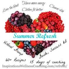 Come join us!  See www.inspirationswellnesscoaching.com/refresh/ for more information.