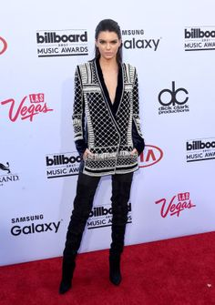 See the best dressed celebrities on the 2015 Billboard Music Awards red carpet: Kendall Jenner