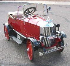 Super Pedal car ;-)  ...... fred67.com .......