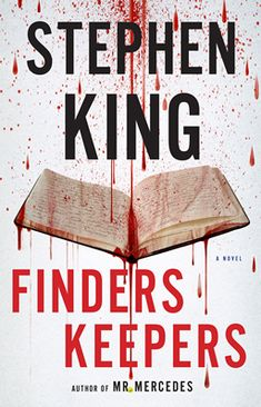 Finders Keepers, 2nd book of the Mr. Mercedes trilogy coming out in June 2015