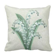 lily of the valley pillow - Google otsing