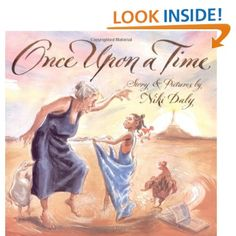 Once Upon A Time, by Niki Daly Sarie struggles to read