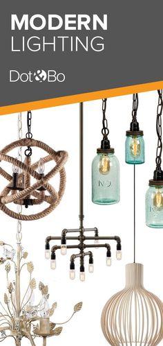 Modern Lighting   Up to 60% Off at dotandbo.com