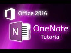 Intro to OneNote - YouTube