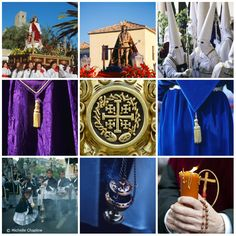 Holy Week, Semana Santa, in Andalucia is an event that literally transforms towns and cities across this region