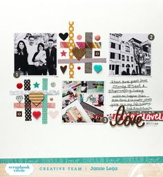 Layout: Great Love