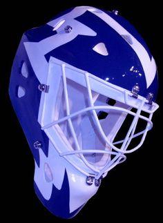 allen bester vintage goalie masks Goalie Mask, Masked Man, Face Masks, Nhl, Football Helmets, Hockey, Infinity, Gallery, Board