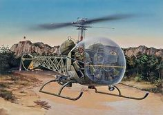 Helicopters 158748: Life-Like Cessna Aerial Hawk Missile Helicopter on