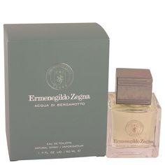 Acqua Di Bergamotto By Ermenegildo Zegna Eau De Toilette Spray 1.7 Oz  #bathandbody #bath #body #skincare #fragrances