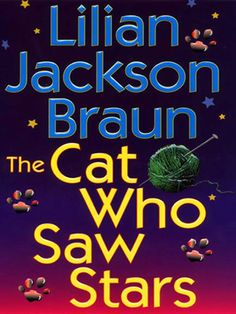 the cat who...Qwill, Koko and YumYum...loved these mysteries