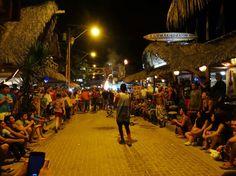 vida nocturna Montañita Ecuador #Montañita
