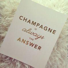 •JLO• champagne   via Tumblr