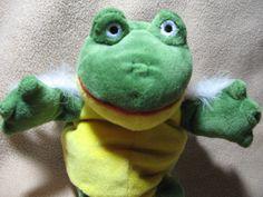 FabelHaft    Der Frosch will fliegen ..... von ----> DAKETO ----> auf DaWanda.com
