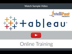 Tableau Desktop Tutorial | Tableau Desktop Training | Online Tableau Des...